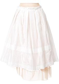 Simone Rocha layered full skirt
