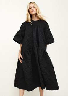 Simone Rocha Long Gathered Dress