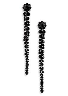 Women's Simone Rocha Beaded Drop Earrings