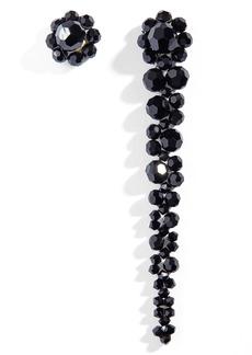 Women's Simone Rocha Mini Drip & Stud Mismatched Earrings