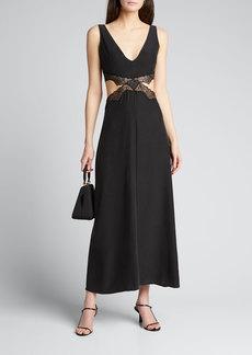 SIR The Label Alma Cutout Dress