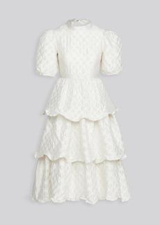 Sister Jane Expectations Open Back Midi Dress