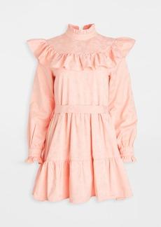 Sister Jane Indulge Ruffle Mini Dress