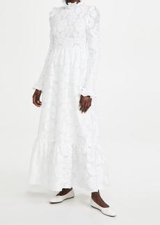 Sister Jane Margaret Jacquard Maxi Dress
