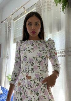 Sister Jane Orchard Bloom Midi Dress