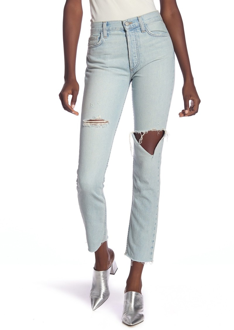 Siwy Gaby Distressed Jeans