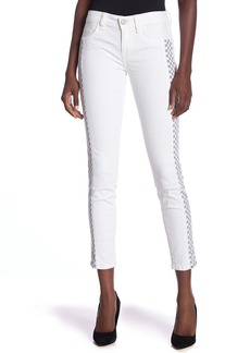 Siwy Hannah Checkered Panel Jeans