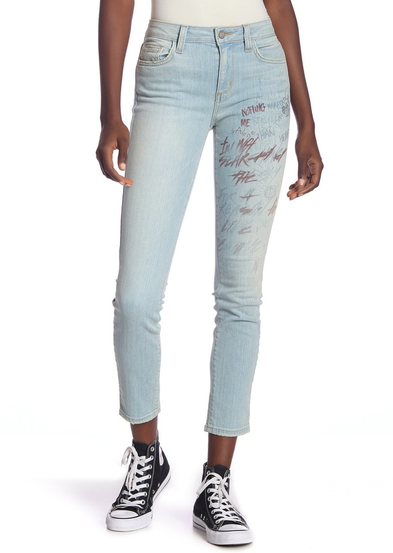Siwy Lauren High Rise Graphic Jeans
