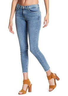 Siwy Lauren Skinny Leg Undone Hem Jeans