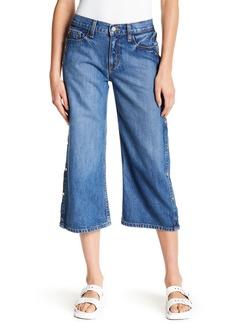 Siwy M.J. Cropped Wide Leg Jeans
