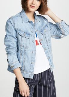 Siwy Evy Zip Sleeve Denim Jacket