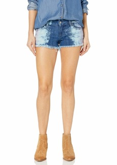 SIWY Women's Camilla Cut Off Shorts in  Wash
