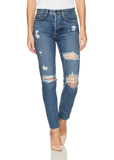 SIWY Women's Gaby High-Waisted Skinny Jeans in
