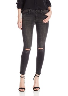 Siwy Women's Hannah Signature Skinny Crop Jeans Sunglasses At Night