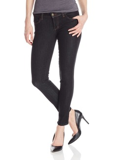 Siwy Women's Hannah Slim Crop Jean in Iron Jaw