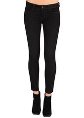 SIWY Women's Hannah Slim Crop Jean in Iron Jaw