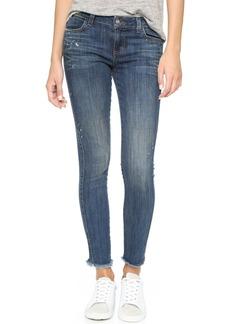 SIWY Women's Hannah Slim Cropped Ankle Jean
