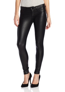 Siwy Women's Hannah Wet Look Slim Crop Jean