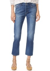 SIWY Women's Jane B Crop Straight Jean