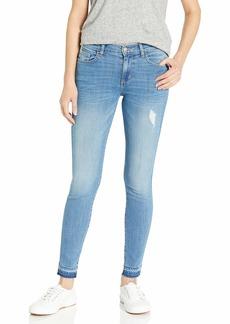SIWY Women's Lauren Mid Rise Skinny Jeans in