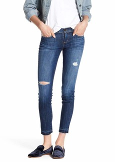 SIWY Women's Sara Low Rise Skinny Jeans in Never Gonna Give