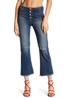 Siwy Thelma Frayed Waist & Hem Jeans