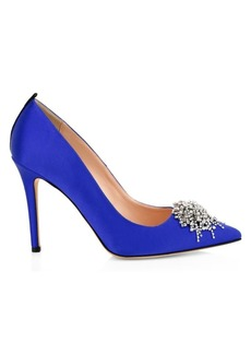 SJP Allure Embellished Pumps