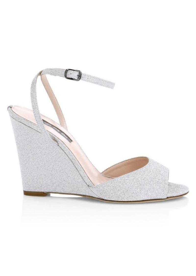 SJP Boca Wedge Sandals