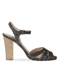 SJP Carson Glitter Sandals