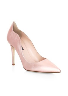 SJP Cyrus Point Toe Pumps
