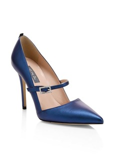 SJP Nirvana Leather Pumps