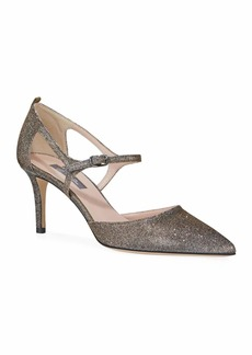 SJP Phoebe Sparkle Low Pumps
