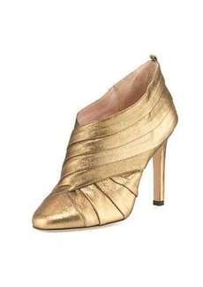 SJP by Sarah Jessica Parker Echo Pleated 100mm Bootie