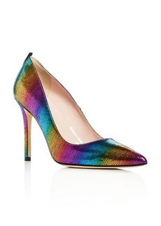 SJP by Sarah Jessica Parker Fawn Pointed Toe High-Heel Pumps - 100% Exclusive