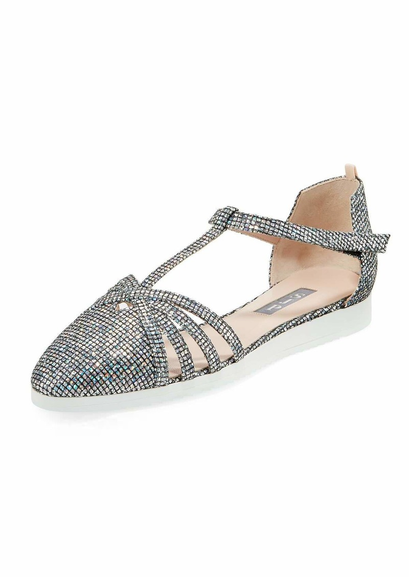 71bb5d5dcbe SJP Meteor Carrie Holographic Sneakers Sandal