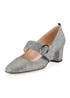 SJP Tartt Sparkly Mary Jane Pump