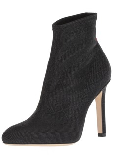 SJP by Sarah Jessica Parker Women's Apthorp Slip On Almond Toe Sock Bootie  3.5 B EU ( US)