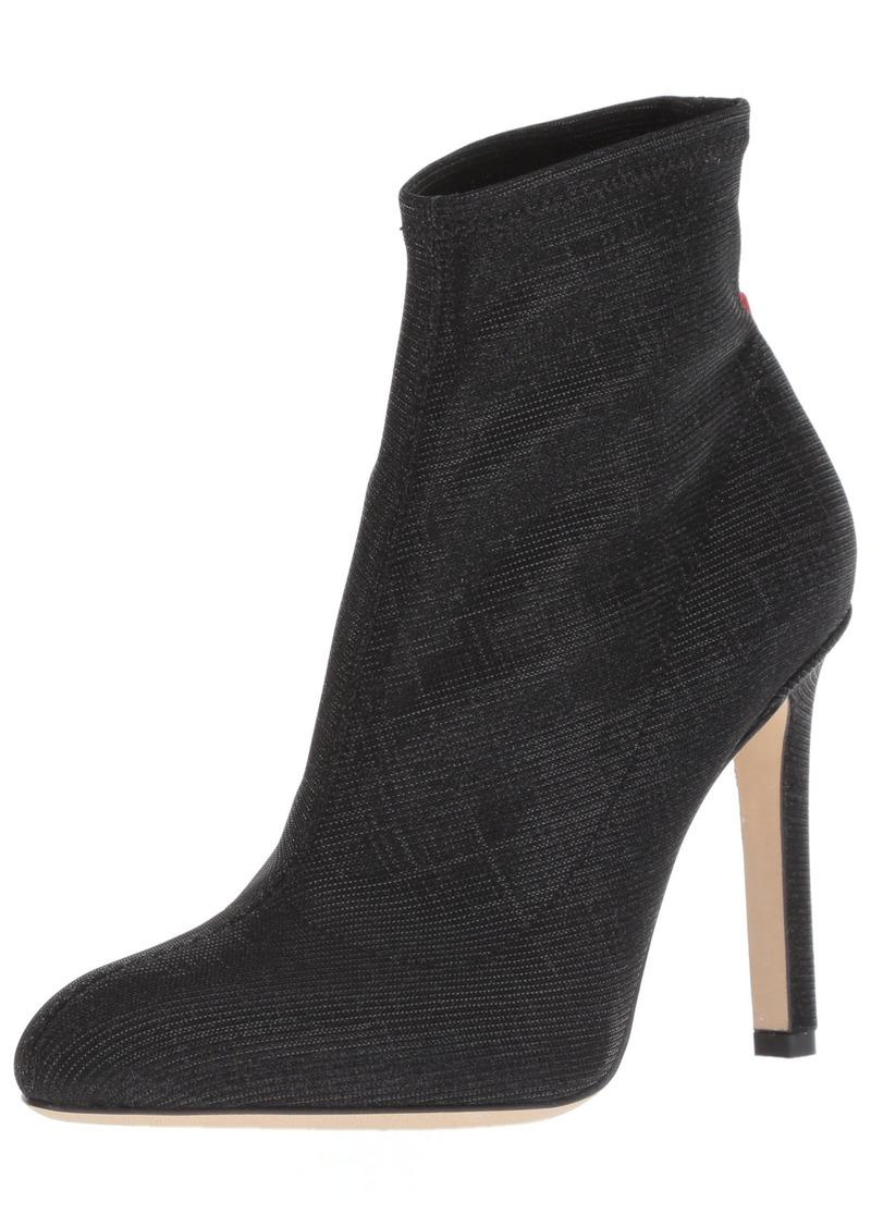 SJP by Sarah Jessica Parker Women's Apthorp Slip On Almond Toe Sock Bootie  3.5 B EU ( US)