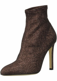 SJP by Sarah Jessica Parker Women's Apthorp Slip On Almond Toe Sock Bootie  40.5 B EU (10 US)