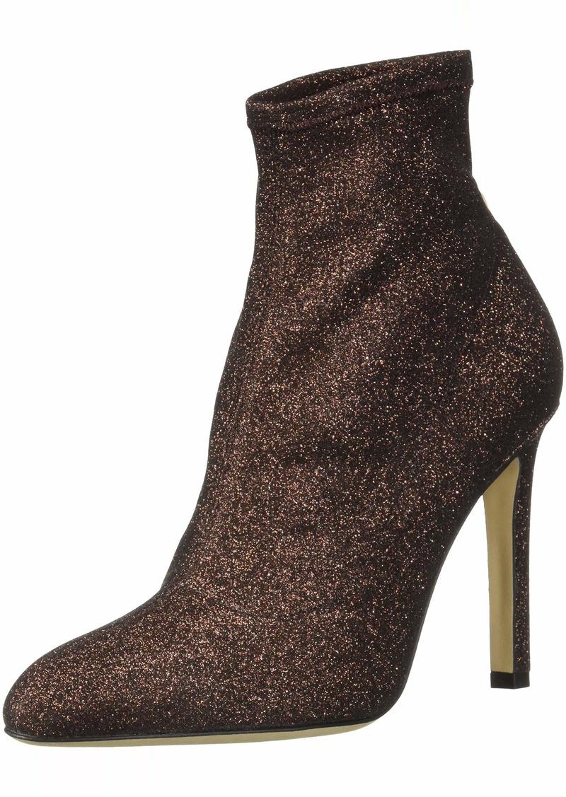 SJP by Sarah Jessica Parker Women's Apthorp Slip On Almond Toe Sock Bootie  40.5 B EU (10 US)