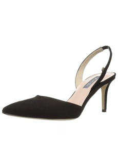 SJP by Sarah Jessica Parker Women's Bliss 70 Pointed Toe Sling-Back Pump  3.5 EU/ M US