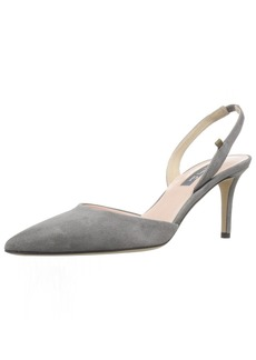 SJP by Sarah Jessica Parker Women's Bliss 70 Pointed Toe Sling-Back Pump  38 EU/ M US