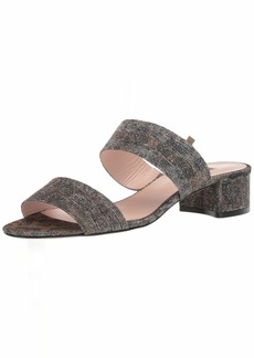 SJP by Sarah Jessica Parker Women's Bloom Block Heel Slide Sandal  36 M EU ( US)