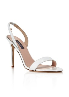 SJP by Sarah Jessica Parker Women's Eleanor Slingback High-Heel Sandals