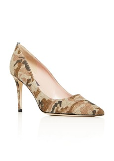 SJP by Sarah Jessica Parker Women's Fawn Pointed-Toe Pumps