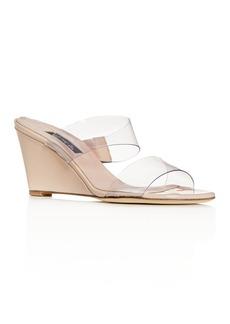 SJP by Sarah Jessica Parker Women's Fleur Wedge Sandals - 100% Exclusive