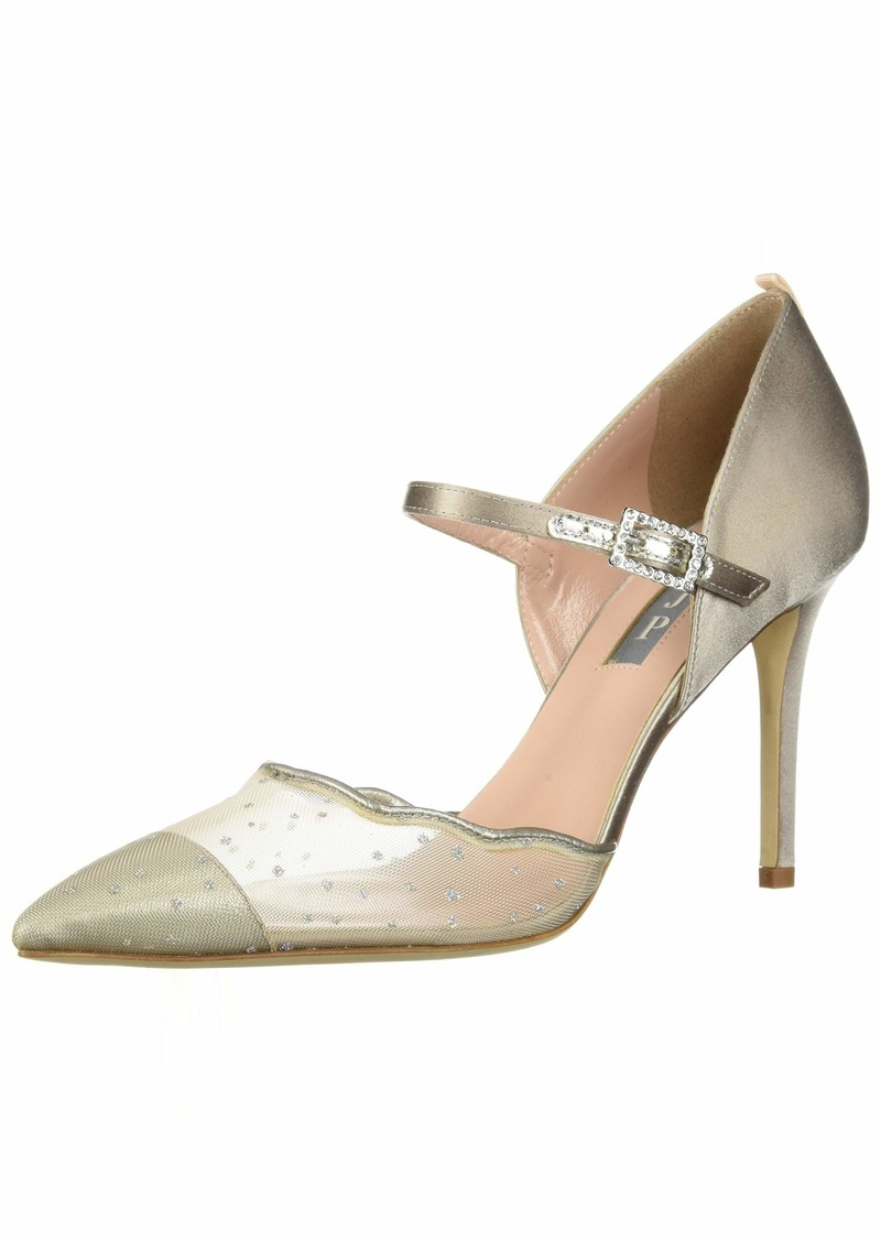 SJP by Sarah Jessica Parker Women's Infinity Pointed Toe Classic Pump  40.5 B EU (10 US)