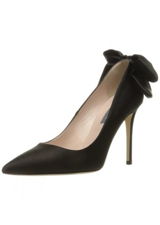 SJP by Sarah Jessica Parker Women's Lucille Pointed Toe Bow Pump  39.5 EU/9 B US