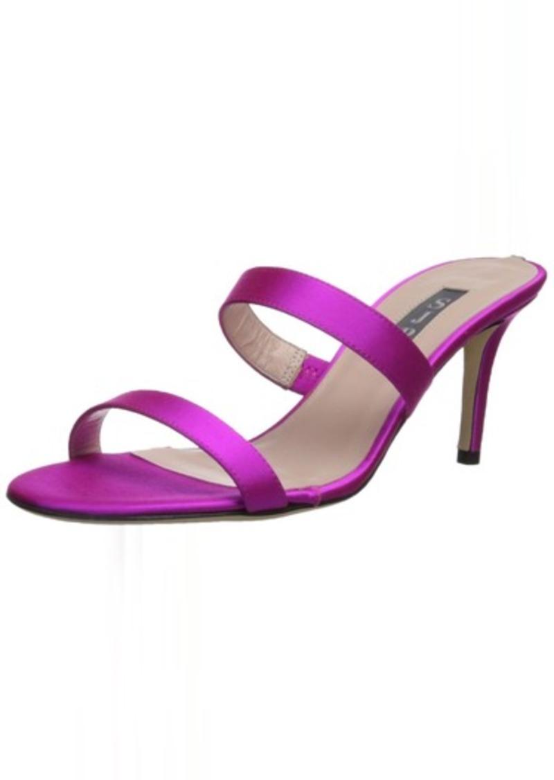 SJP by Sarah Jessica Parker Women's Lucy Heeled Sandal  3.5 B EU ( US)