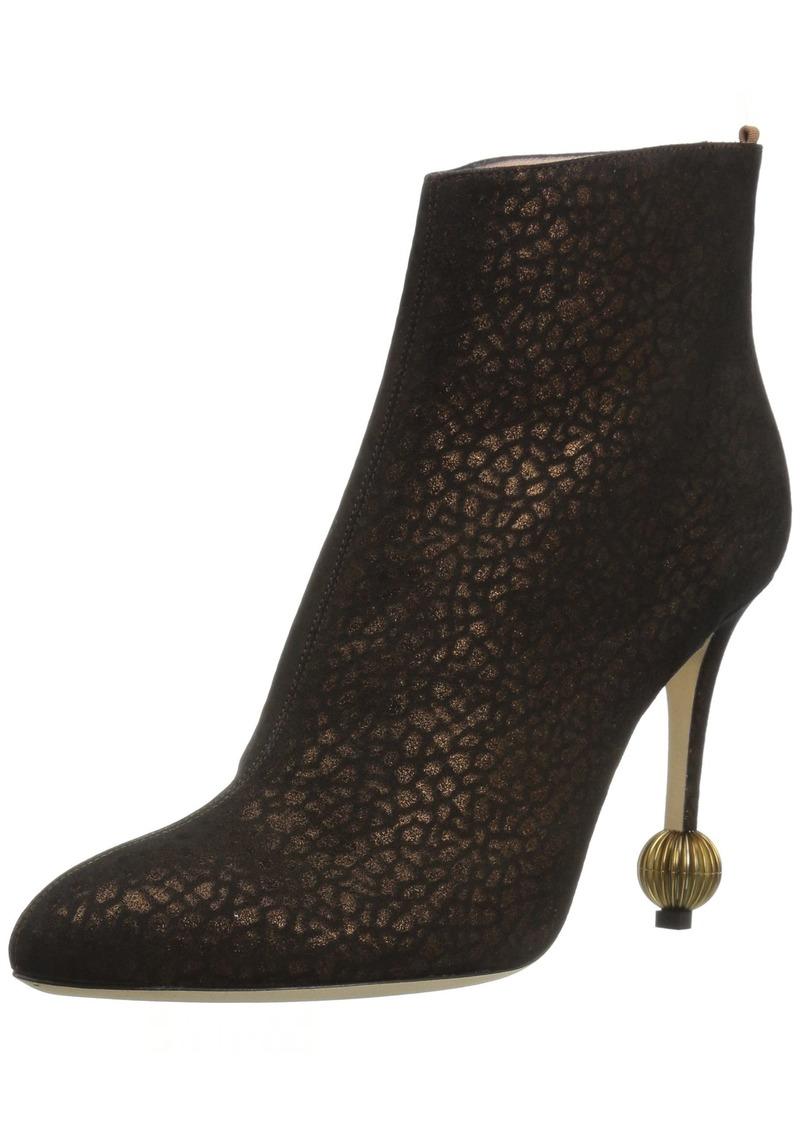 SJP by Sarah Jessica Parker Women's Nisa Almond Toe Ankle Boot  40.5 B EU (10 US)